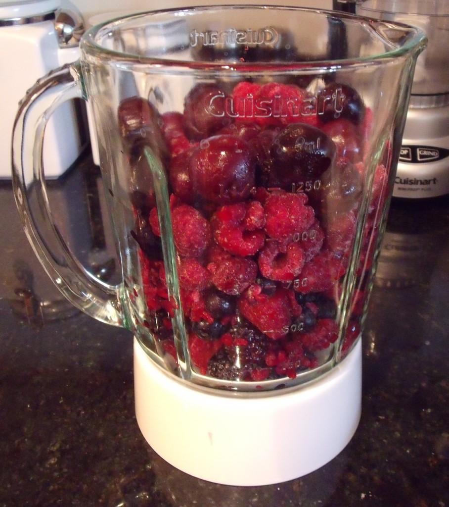 Banana Berry Smoothies » Recipe Mashups